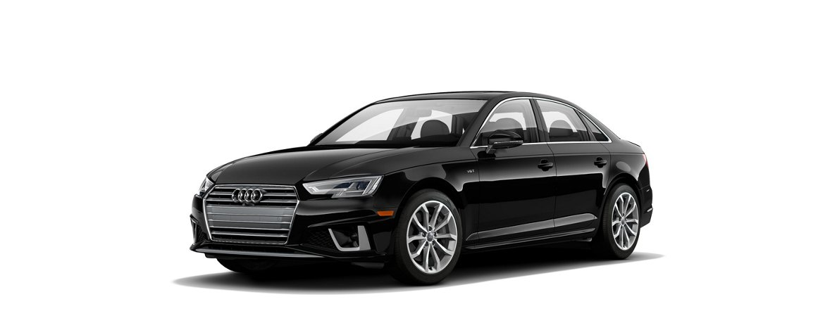 Audi A4 Wins Best Car of the Year Segment Award