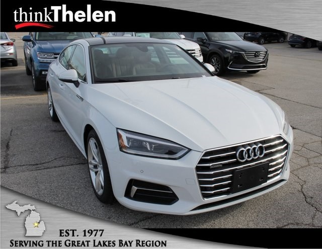 Experience the Dynamic Drive of the 2019 Audi A5 Sportback