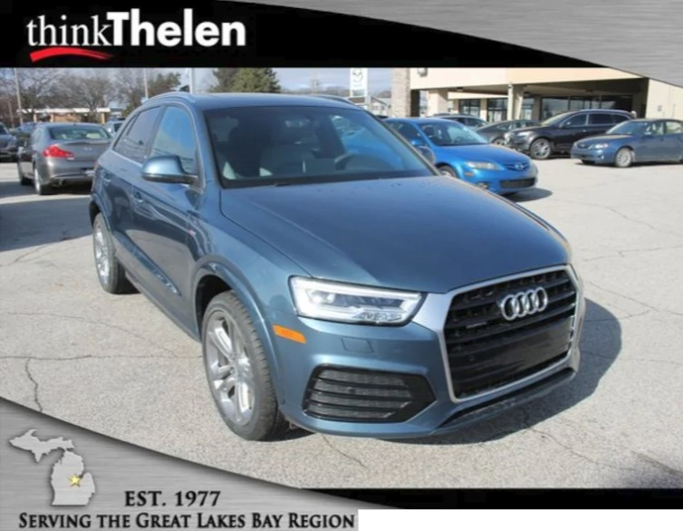 Prestigious 2016 Audi Q3 For Sale in Bay City, Michigan