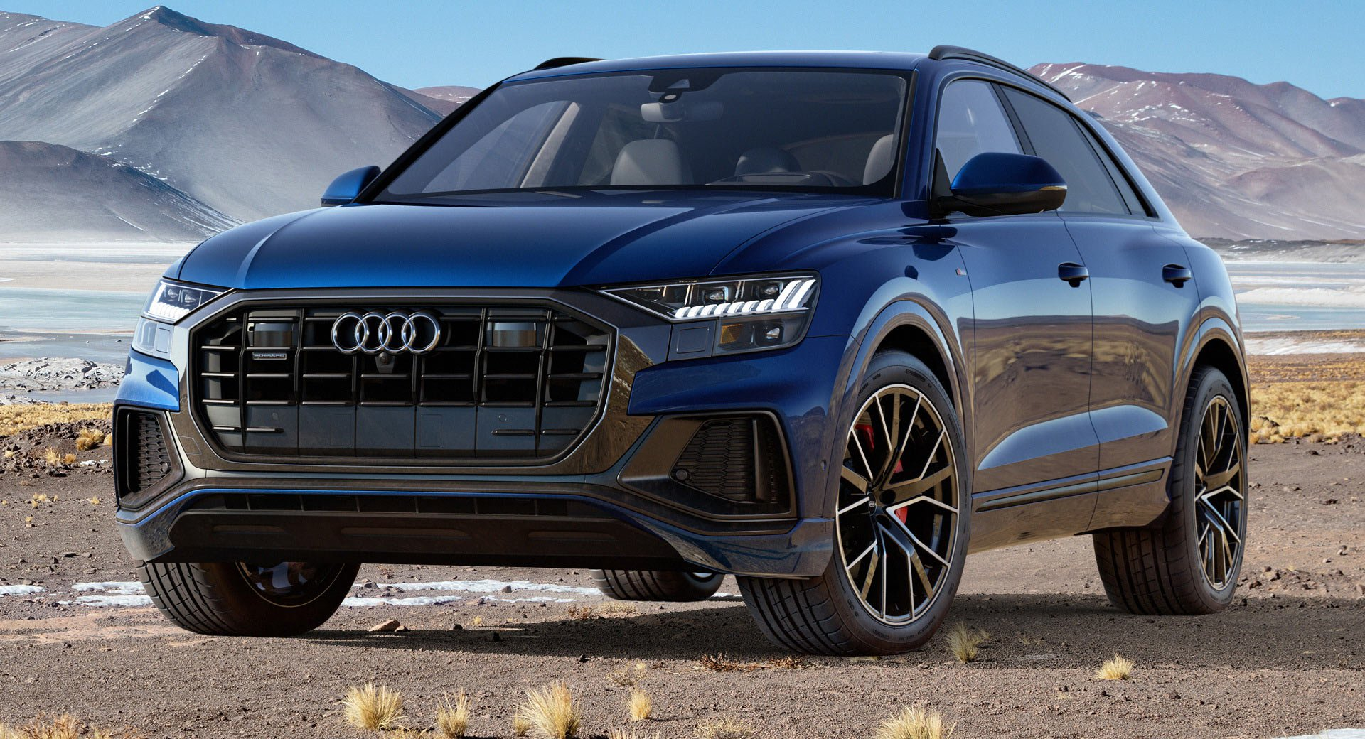 Luxurious and Capable 2019 Audi Q8 SUV For Sale in Bay ...