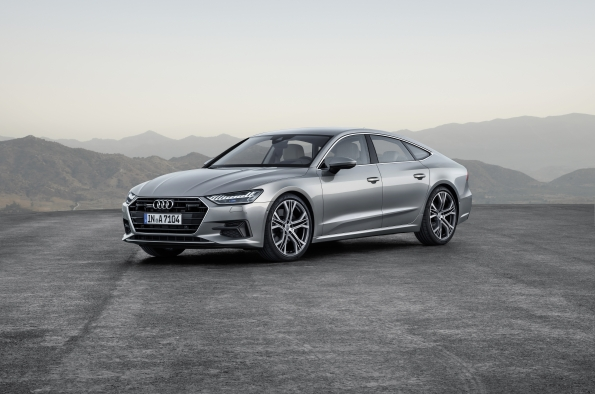2019 Audi A7 Sportback Named World Luxury Car