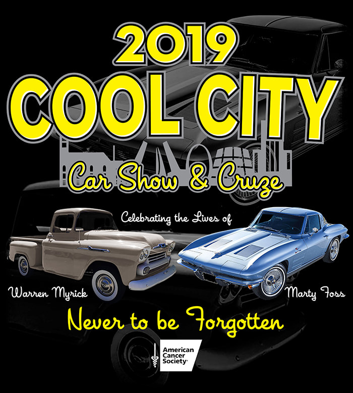 Proud Sponsor of the Cool City Car Show and Cruze