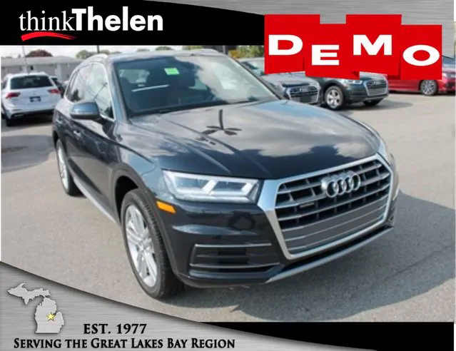 Drive in Style With a PreOwned Audi SUV in Bay City, MI