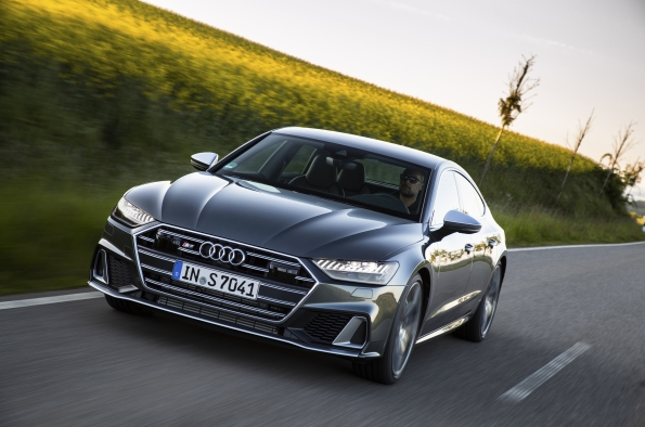 Sporty 2020 Audi S7 Coupe Announced