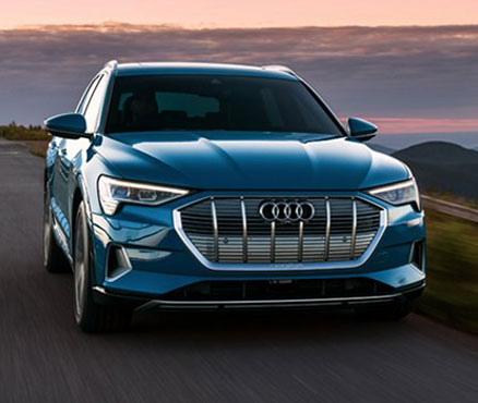 Reserve Your Audi e-tron Electric SUV in Bay City, Michigan