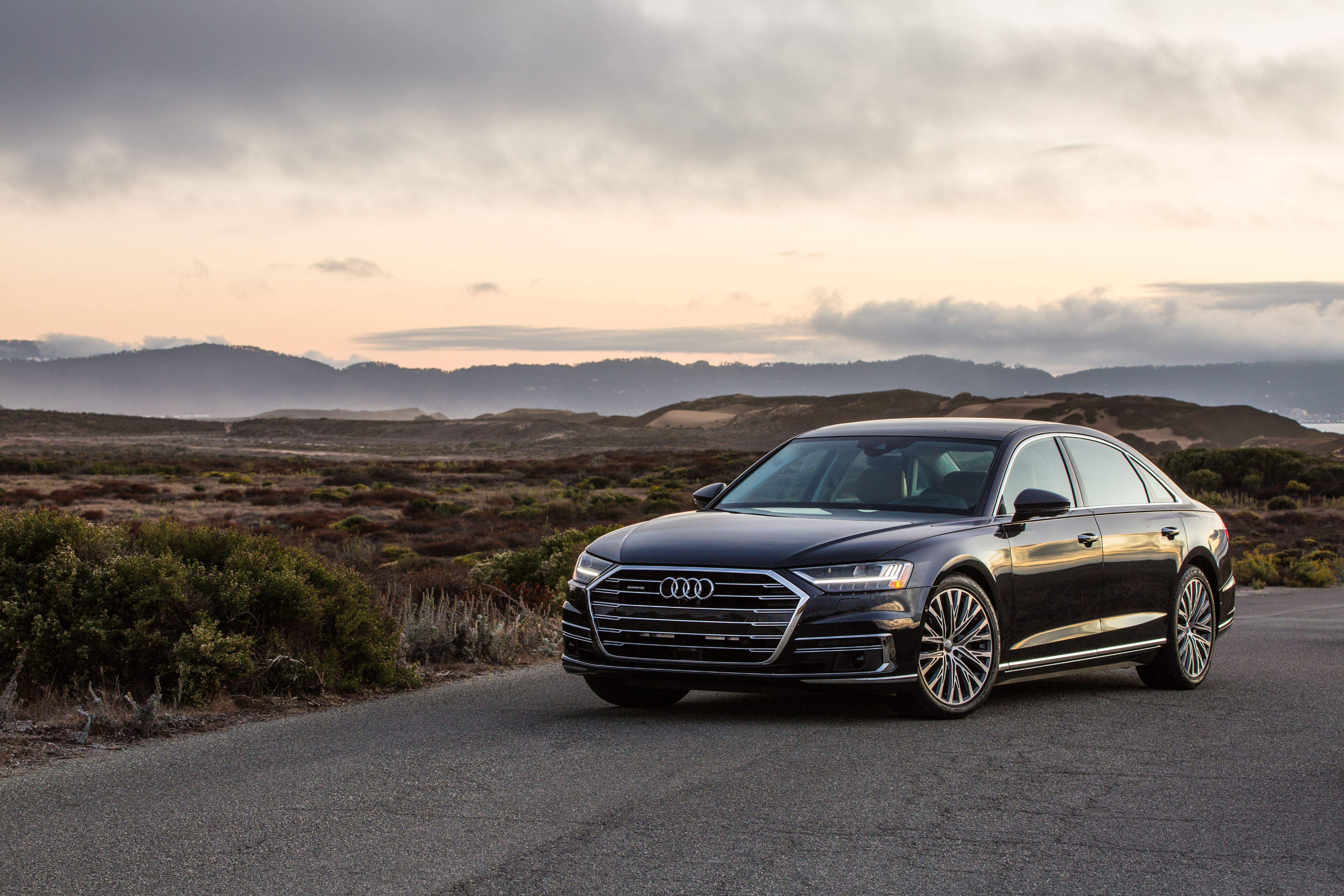 2019 Audi A8 Sedan Named to Wards 10 Best User Experience List