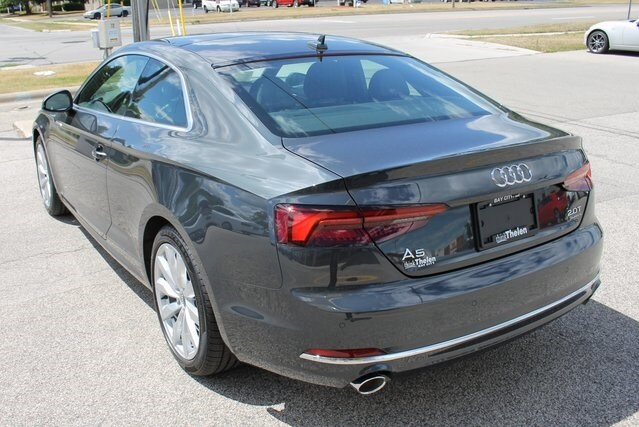 Last New 2018 Audi A5 Available at Thelen Audi in Bay City