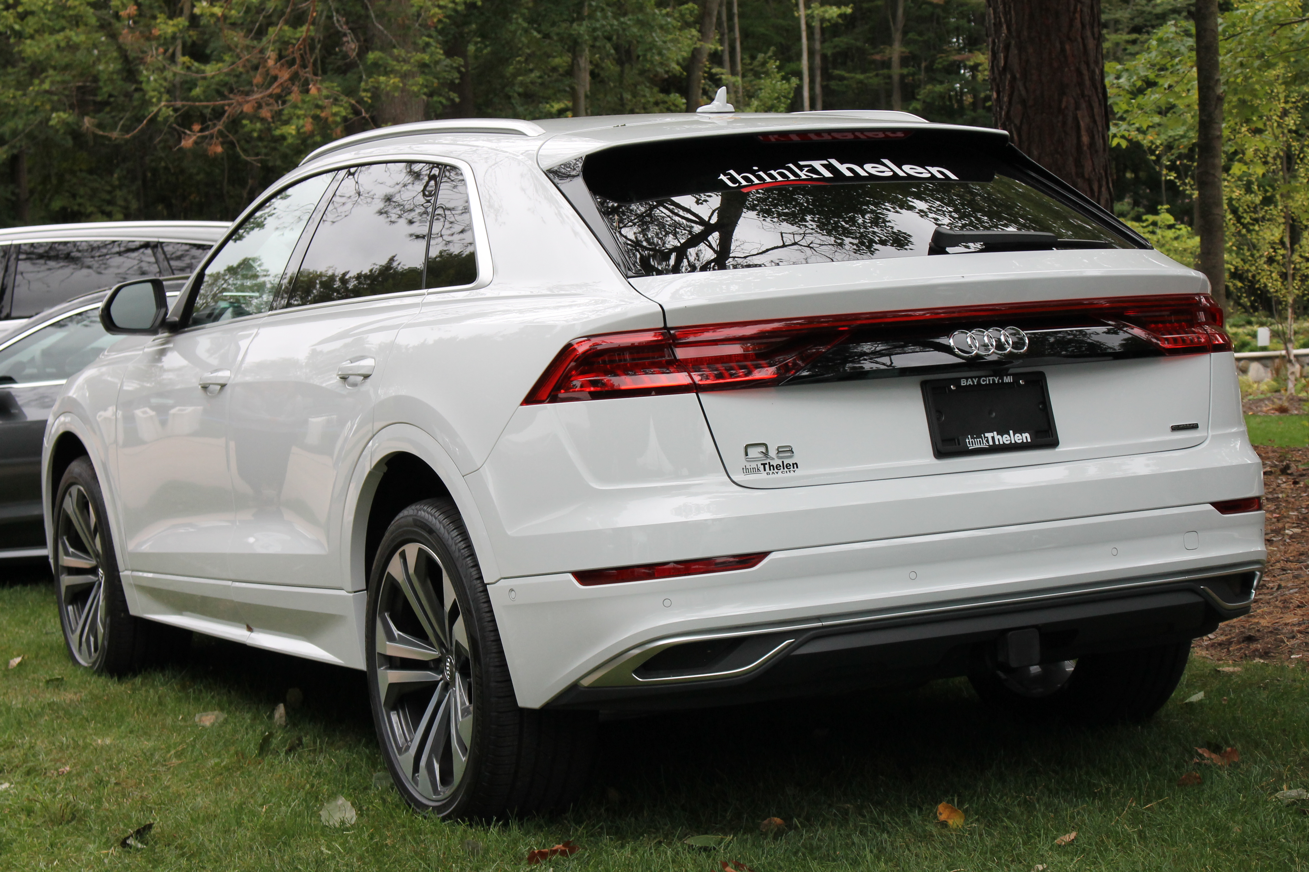 Thelen Audi was Excited to be a Part of the Northwood University Int'l Car Show
