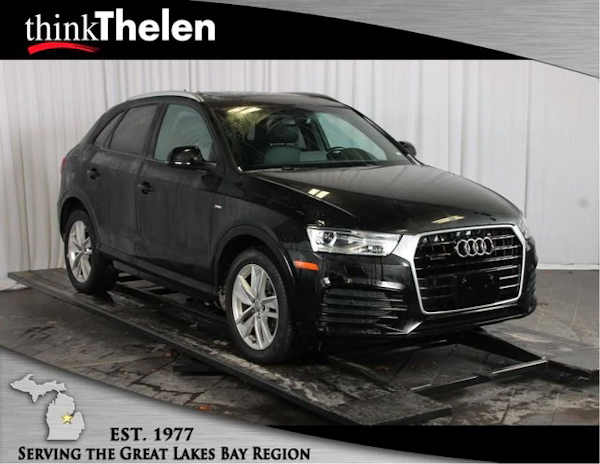 Choose from a Great Selection of CPO Audi Vehicles in Bay City, MI
