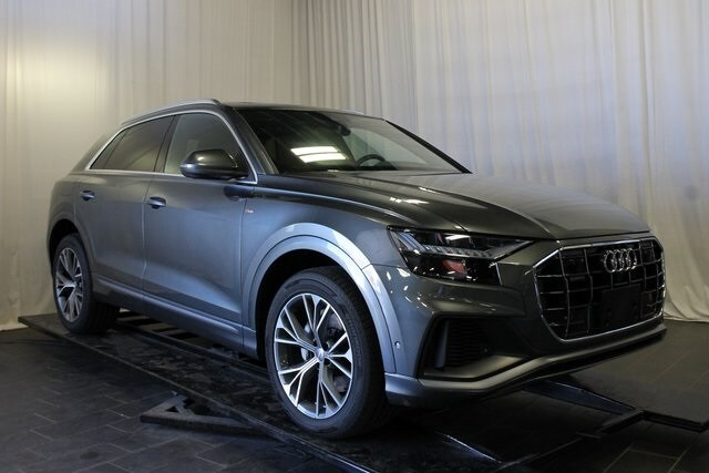 Luxurious 2020 Audi Q8 Performance SUV Available to Enhance Your Michigan Drive