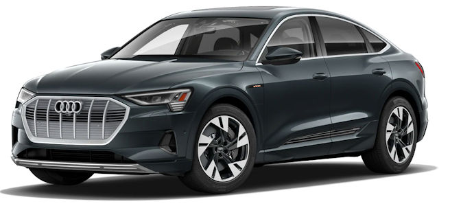 Lease the Efficient and Capable 2020 Audi e-tron at Thelen Audi Today