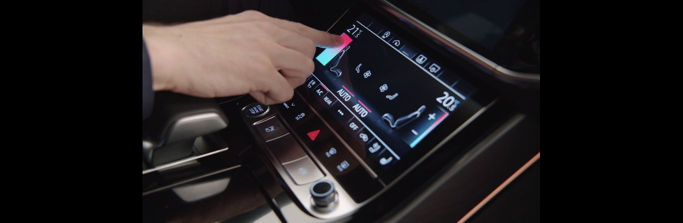Audi Vehicles Feature Innovative MMI Touch Response System
