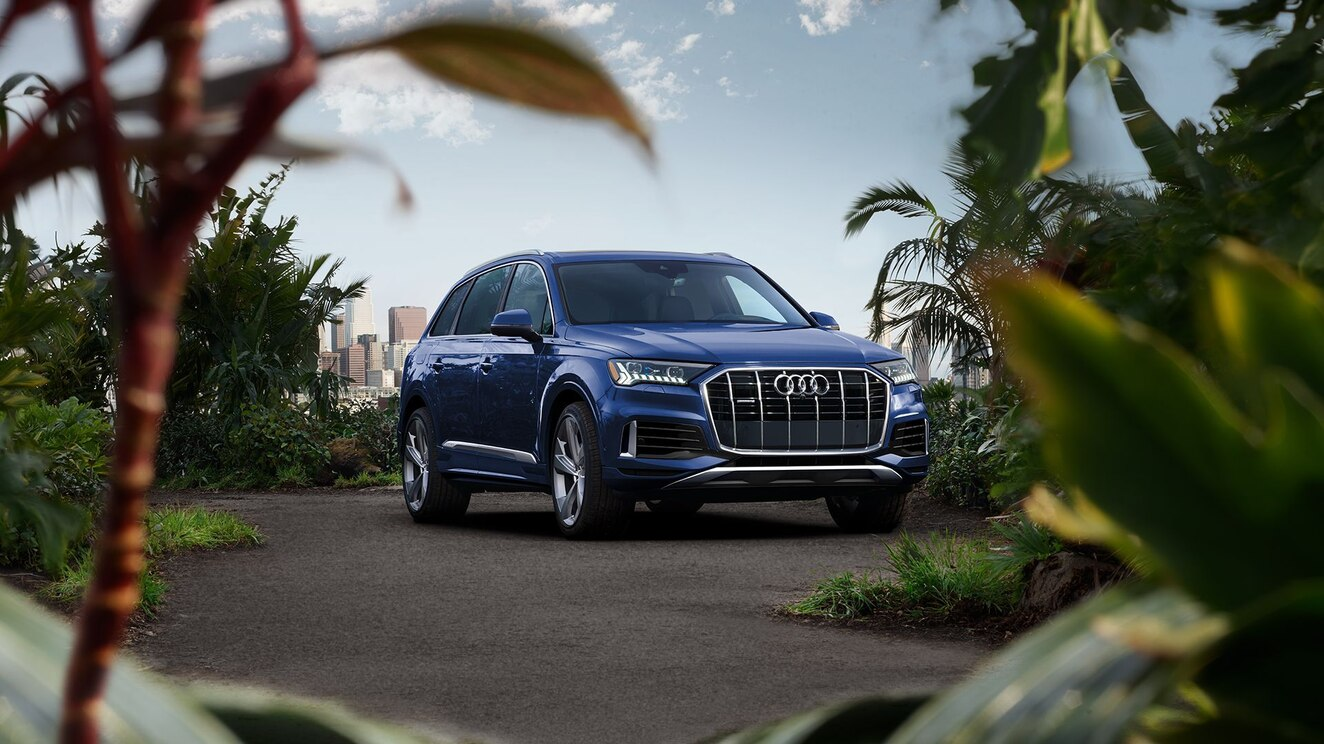 2021 Audi Q7 Luxury SUV Inventory Arriving at Thelen Audi in Bay City