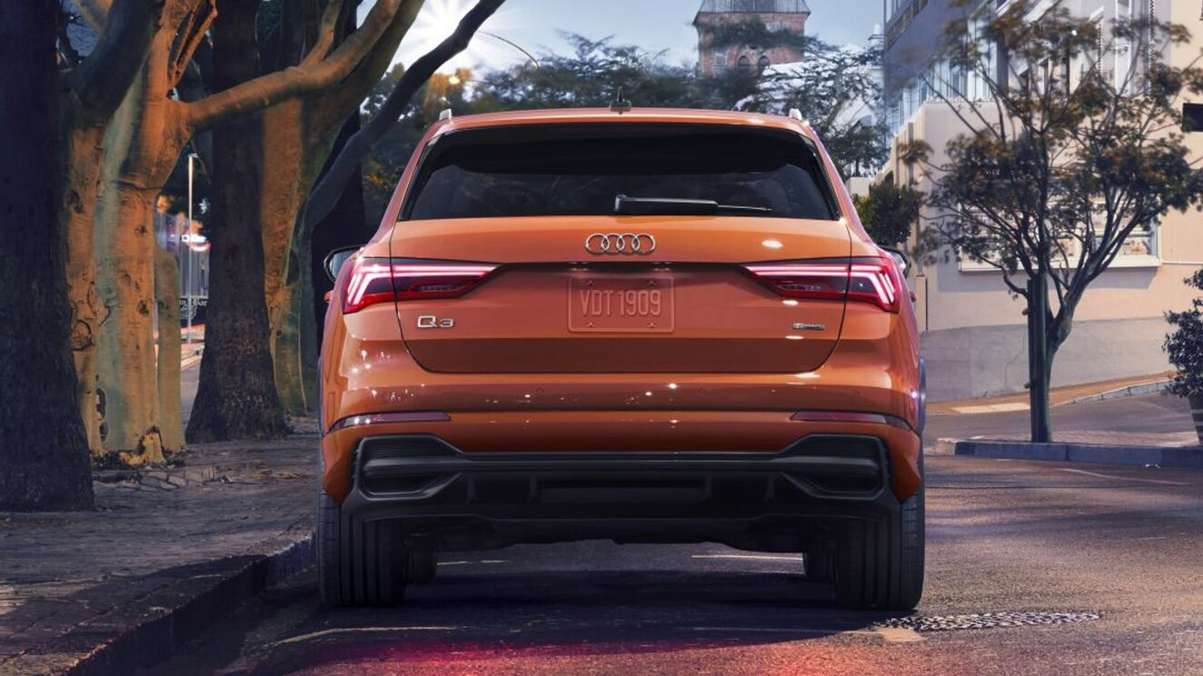 Enjoy Impressive Performance with a 2021 Audi Q3 from Thelen Audi in Bay City