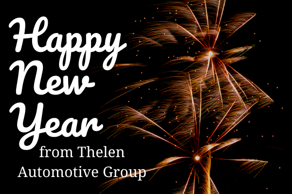 Thelen Audi in Bay City Wishes You a Happy New Year