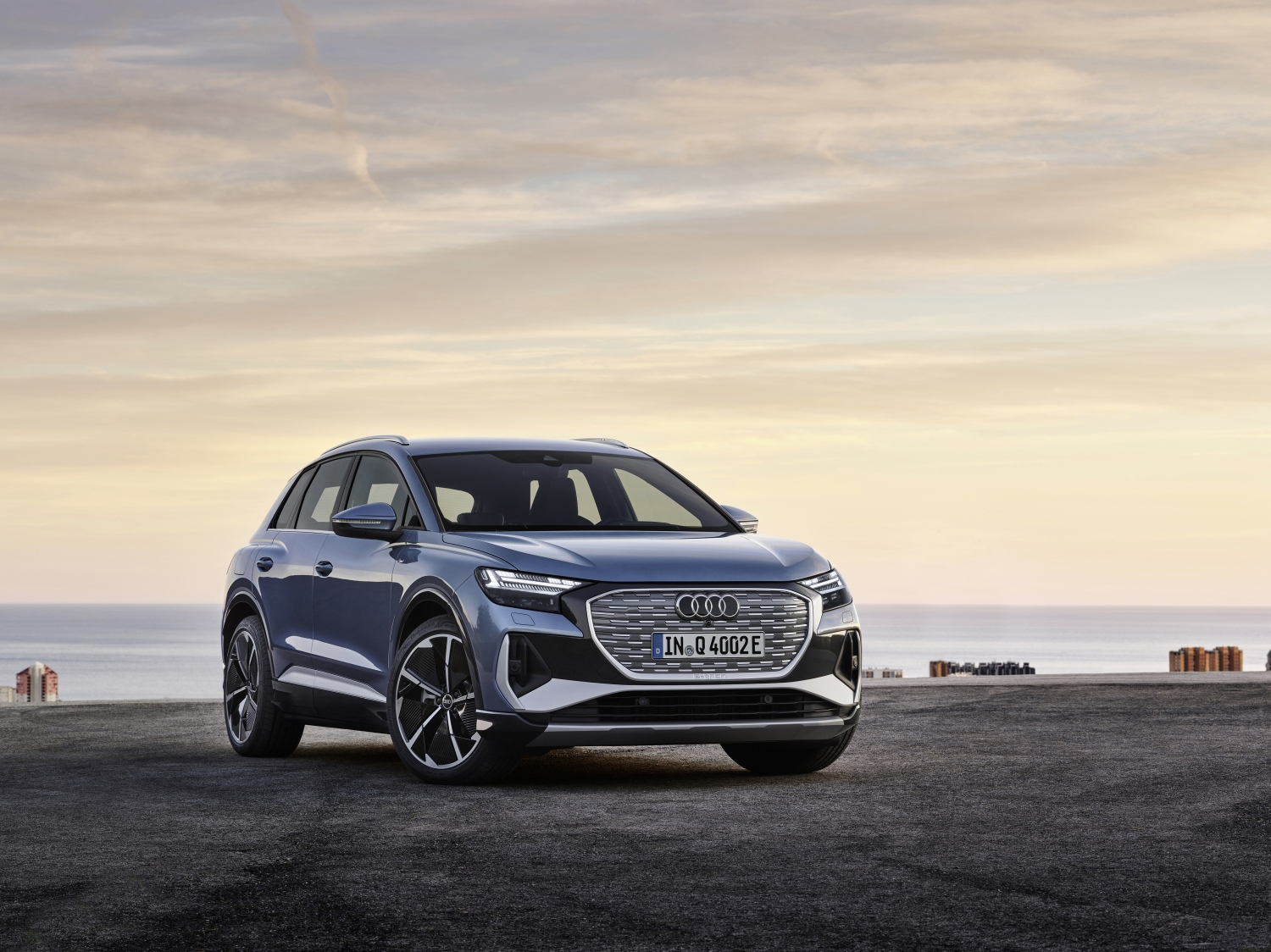 New 2022 Model Year Audi Electric Vehicles Announced