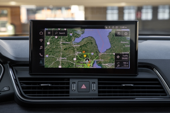 Get the Function on Demand Navigation Subscription for Some 2021 Audi Vehicle Models
