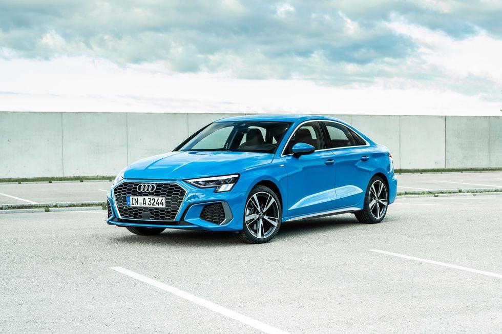 2022 Audi A3 and 2022 Audi S3 Sports Sedans Announced