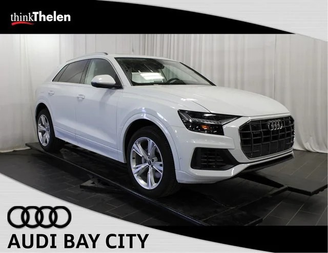 Luxurious 2021 Audi Q8 Available in Bay City, MI