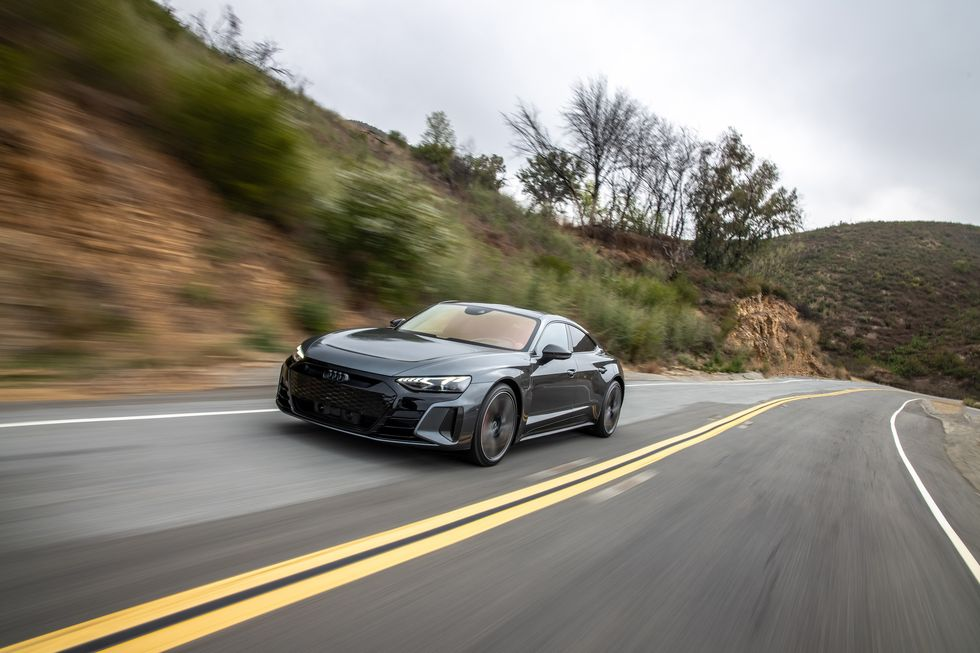 New 2022 Audi e-tron GT Available for Ordering at Thelen Audi