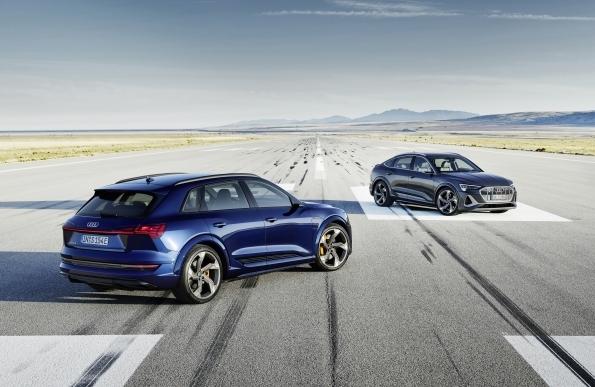 2022 Audi e-tron S and S Sportback in Bay City, MI