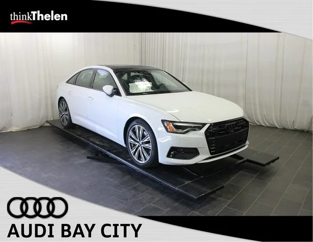 Sophisticated & Thrilling 2021 Audi A6 Available in Bay City, MI