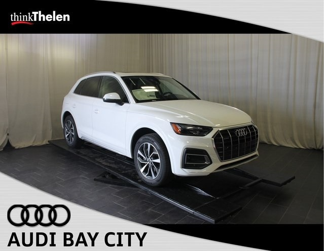 Get Premier Luxury and Performance with the 2021 Audi Q5 SUV