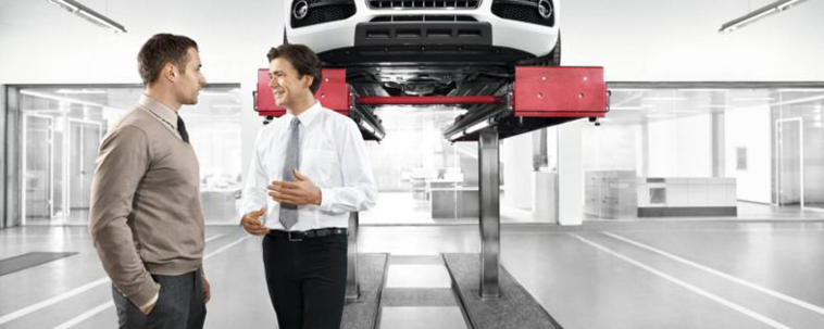 Bring Your Audi in for Autumn Service at Audi Bay City